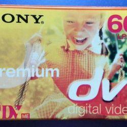 Відеокасета Sony mini DV Digital Premium Франція