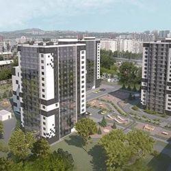 Apartment, 1 room, 38.7 m²