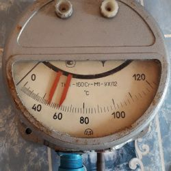 Two thermometers tkp-160Sg-uhl2