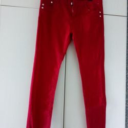 Pants-stretch