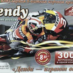 Игровая приставка Dendy Junior 3000-in-1 Денди