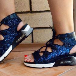Kül Sandalet