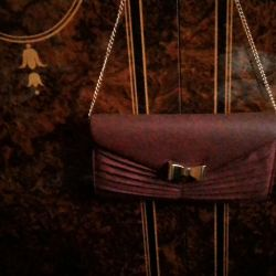 Tiyatro el çantası.