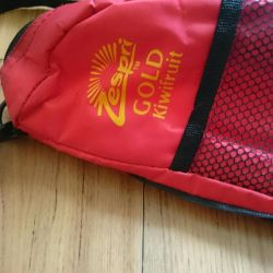 Sports bag for water