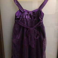 Beautiful dress lilac r.110-116