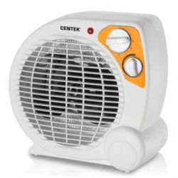 Тепловентилятор CENTEK CT-6000 White