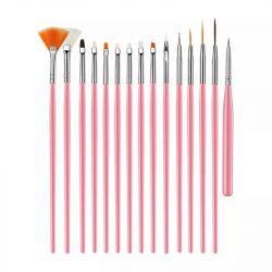 Manicure brushes