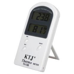 Метеостанция термометр + гигрометр та 138 А Новый