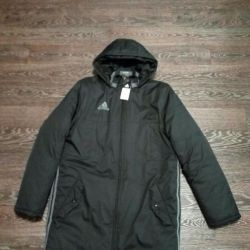 Down jacket New Adidas men's firm 48-50