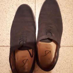 Süet süet ayakkabılar 39 beden