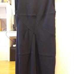 Платье новое синее 44-46 размер