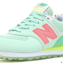 Sneakers new balance р 8