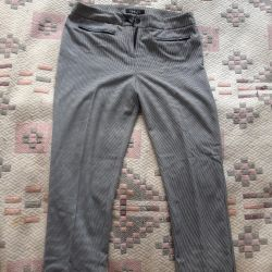 Trousers.