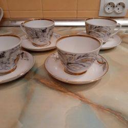 Porcelain cups LFZ.