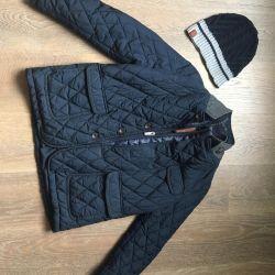 Комплект куртка+шапка Massimo Dutti 12 л