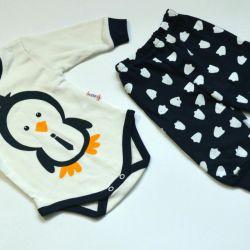 Penguin Kit 0-3.3-6, months