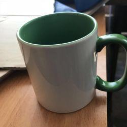 Mug for logo application (sublimation)