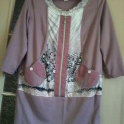 Φόρεμα --- ζεστό όμορφο χιτώνα !!!