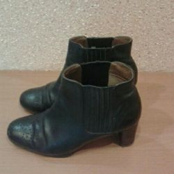 Ankle boots nat leather