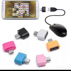 Telefon için USB adaptör. Yeni!