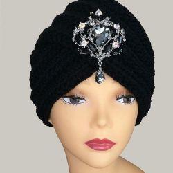 Turban, Turban, Black Hat