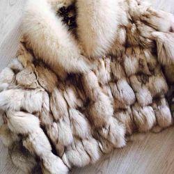 Φυσικό γούνινο παλτό
