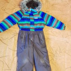 Kerry overalls for a boy 110