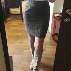 Skirt pencil??❤?