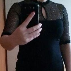 örme bluz