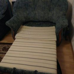 Folding sofa