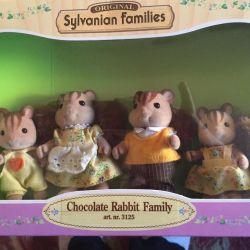 Set Sylvanian Families Family Protein