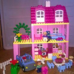 Lego duplo păpușă