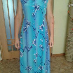 Платье- халатик.