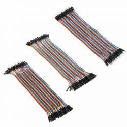 Wires Dupont 10, 15, 20 cm (Arduino) range