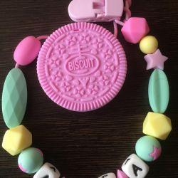 Oyuncak - diş kaşıyıcı kurabiye