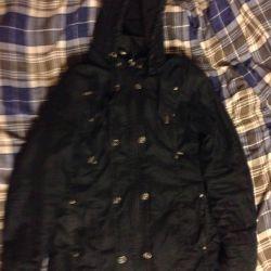 Парка-куртка