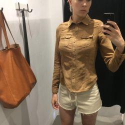 Gömlek Süet H & M