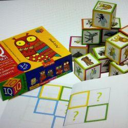 Smart IQ cubes NEW