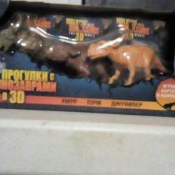 Dinozor rakamları