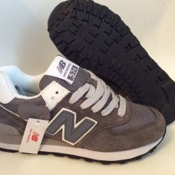 New NB sneakers gray 37 size