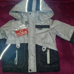 Jacket new Oldos 110