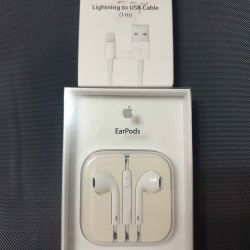 EarPods/Lighting/Apple.