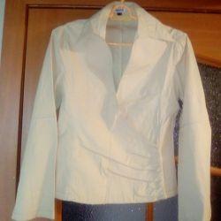 Cotton blouse, 44r