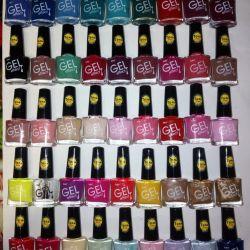 Kiki nail polish gel effect 6ml
