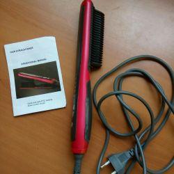 hairbrush rectifier