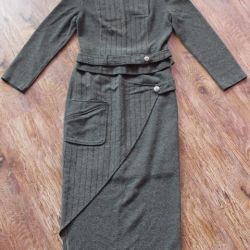 women's suit (knitwear)