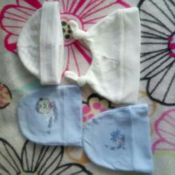 Hats for the newborn