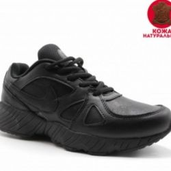 Кроссовки мужские Nike Air кожа 40р-45р