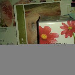 Perfumery Flowerparty Yves Rocher Water