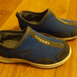 Shoes for a boy 3-5 years